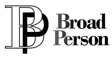 Broad Perosn